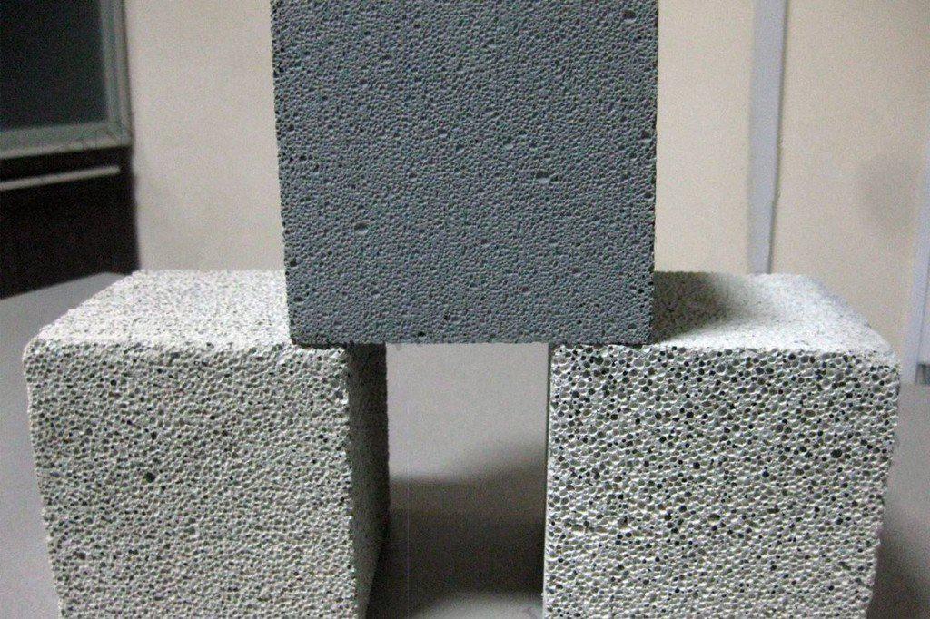 изготовление легких бетонов